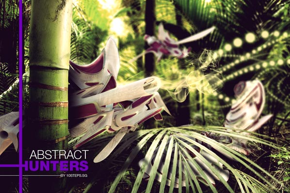 Compositing 3D Render into Real Photo Scene 27 New and Fabulous 3D Tutorials in Photoshop
