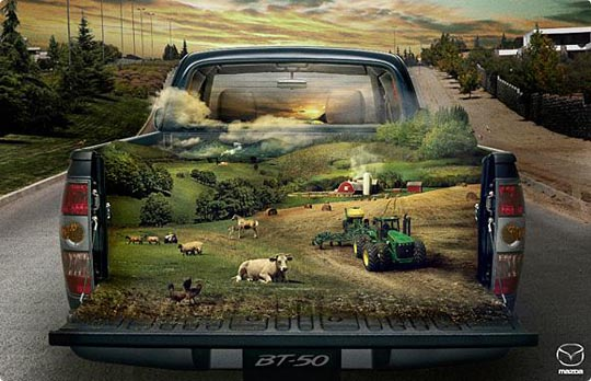 The Farm Creative Automotive Ads That Make You Say WOW (Funny PICS)