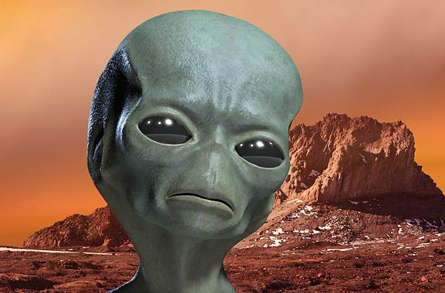 alien on mars 27 New and Fabulous 3D Tutorials in Photoshop