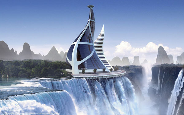 Unbelievable architecture designs for the future - Fantastic modern architecture in futuristic design with owner passion ...