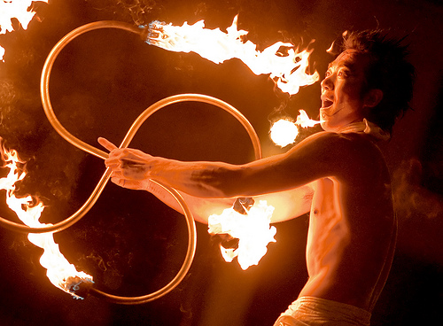 fire 18 27 Breathtaking Examples of Fire Performance Photography