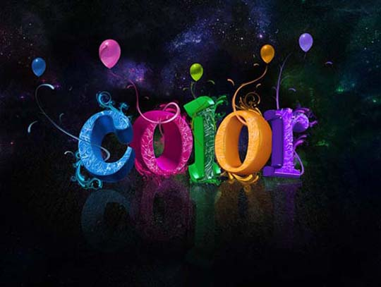 25 cool photoshop text effects tutorials