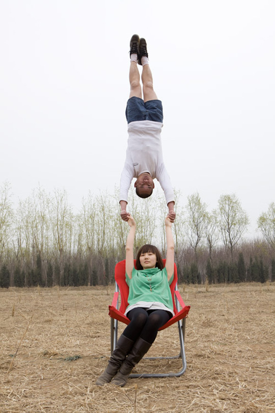 1 Unbelievable and Outstanding Photos of Li Wei