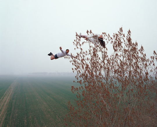 10 Unbelievable and Outstanding Photos of Li Wei