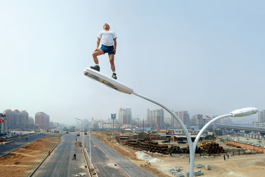 13 Unbelievable and Outstanding Photos of Li Wei