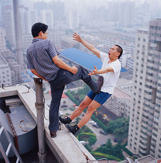 18 Unbelievable and Outstanding Photos of Li Wei