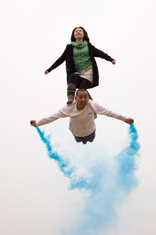 2 Unbelievable and Outstanding Photos of Li Wei