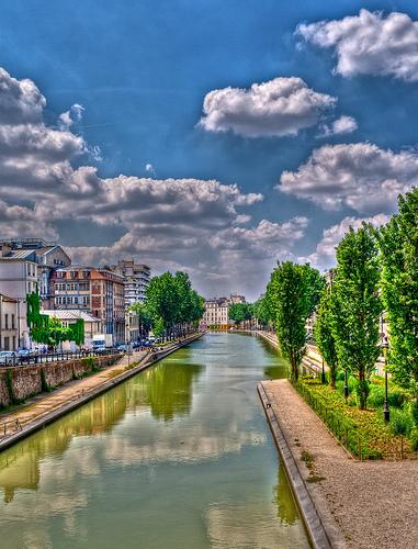 Quai Valmy - Paris