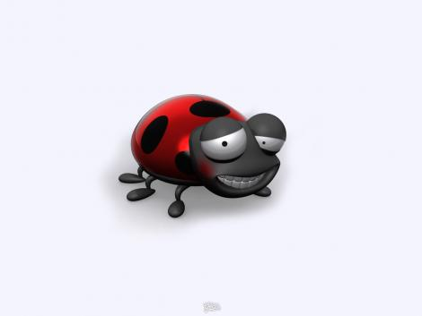3d cartoon animal wallpaper 171 25 Funny 3D Cute Cartoon Animal [PICS]