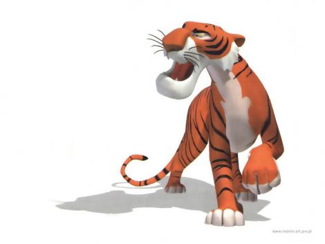 3d cartoon animal wallpaper 25 25 Funny 3D Cute Cartoon Animal [PICS]