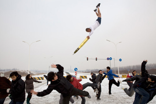 7 Unbelievable and Outstanding Photos of Li Wei