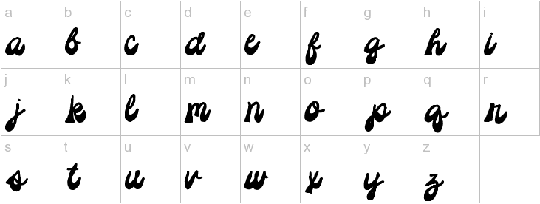 27 Beautiful Handwritten Fonts