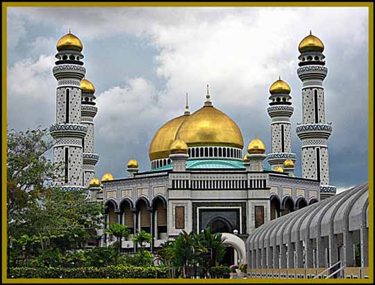 islamic 11 25 Beautiful Examples of islamic Architecture Mosques