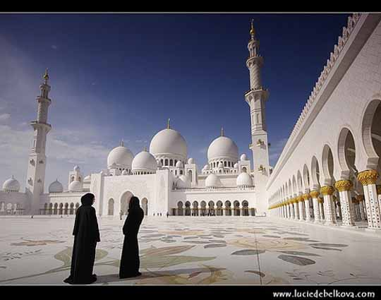 islamic 12 25 Beautiful Examples of islamic Architecture Mosques