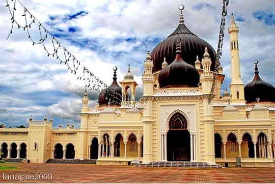 islamic 17 25 Beautiful Examples of islamic Architecture Mosques