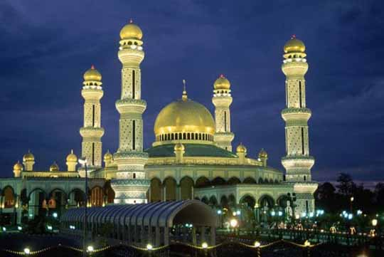 islamic 21 25 Beautiful Examples of islamic Architecture Mosques