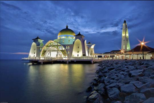 islamic 4 25 Beautiful Examples of islamic Architecture Mosques