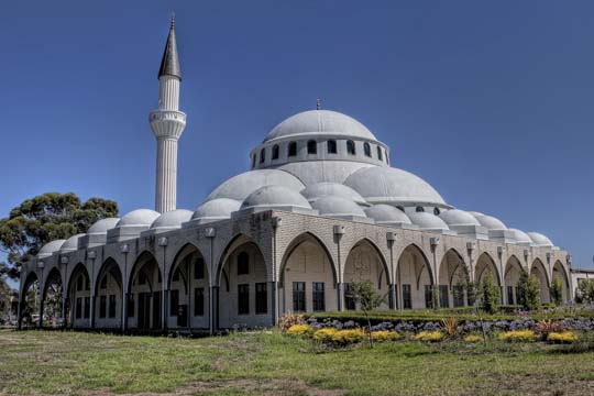 islamic 5 25 Beautiful Examples of islamic Architecture Mosques