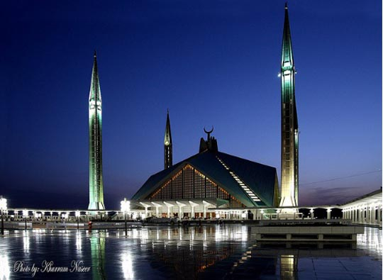 islamic 6 25 Beautiful Examples of islamic Architecture Mosques