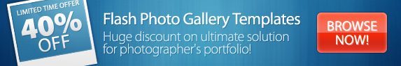 flash photo gallery