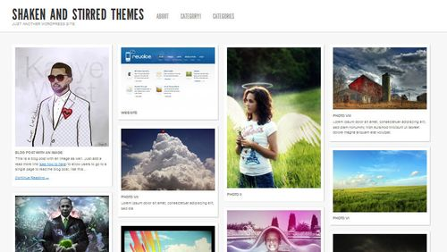 wordpress template 14 Top 20 Most Useful WordPress 3.0 Ready Themes