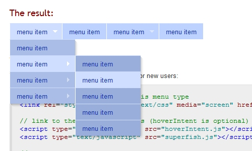 Drop Down Menu Scripts 13 30+ Useful Drop Down Menu Scripts To Enhance Header Navigation