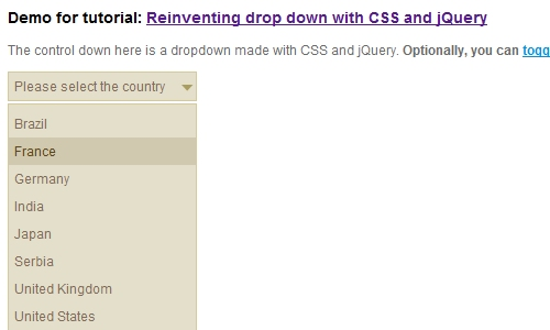 Drop Down Menu Scripts 14 30+ Useful Drop Down Menu Scripts To Enhance Header Navigation