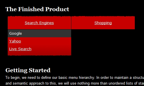 Drop Down Menu Scripts 7 30+ Useful Drop Down Menu Scripts To Enhance Header Navigation