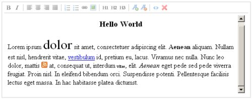 10 Useful Free WYSIWYG HTML Editors For Web-Based Application