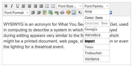 NicEdit - Free Lightweight, Cross Platform, Inline Content Editor