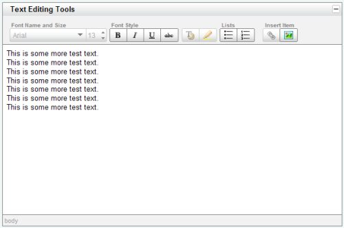 10 Useful Free WYSIWYG HTML Editors For Web-Based Application