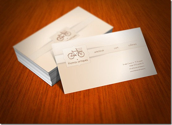 Antiques-Business-Card