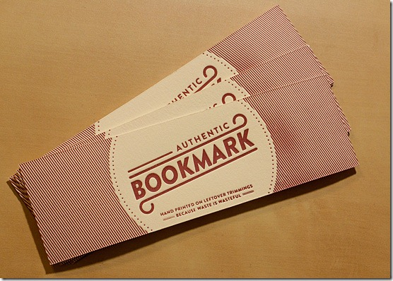 Authentic-Bookmark