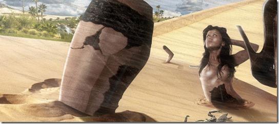 Create-a-Human-Distinct-Desert-Scene