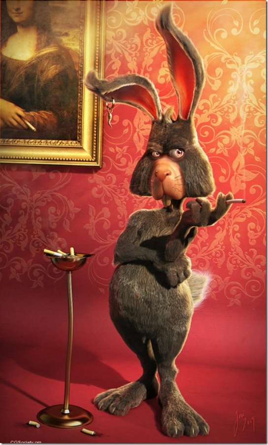 Le Rabbit