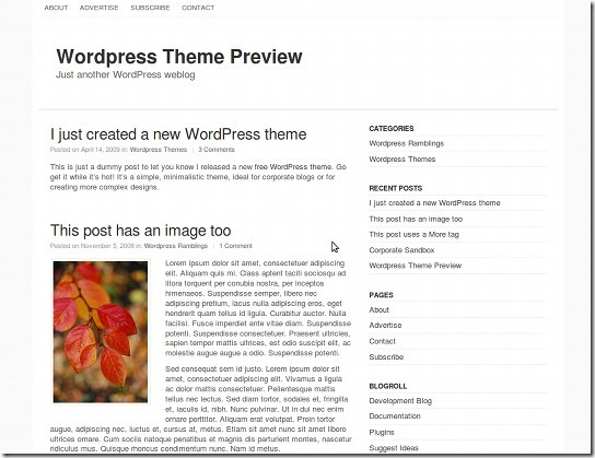 Minimalist-WordPress-Themes-7