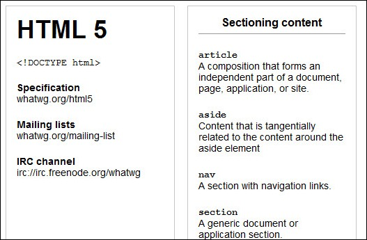 html5 pocket book