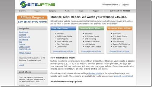 site-uptime