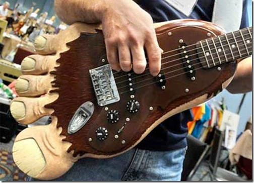 Big Foot Guitar