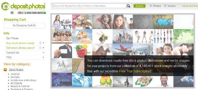 Free Stock Photos & Free Vector Images - Depositphotos®
