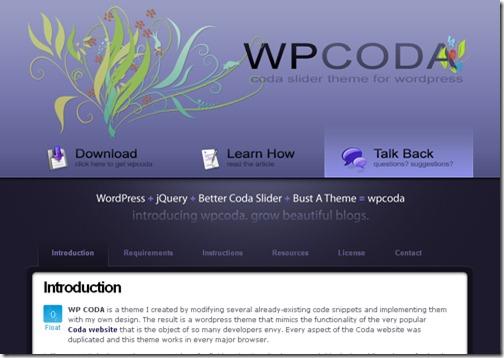 WPCoda