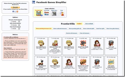 facebook games simiplier