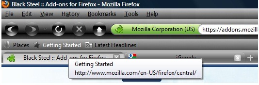 The 30 Fresh FireFox Themes Worth Checking Out