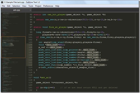 4.SublimeText