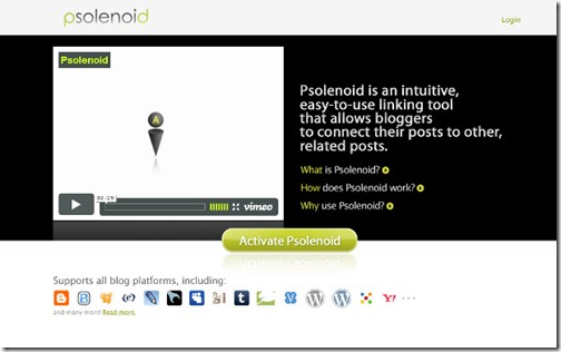 Psolenoid
