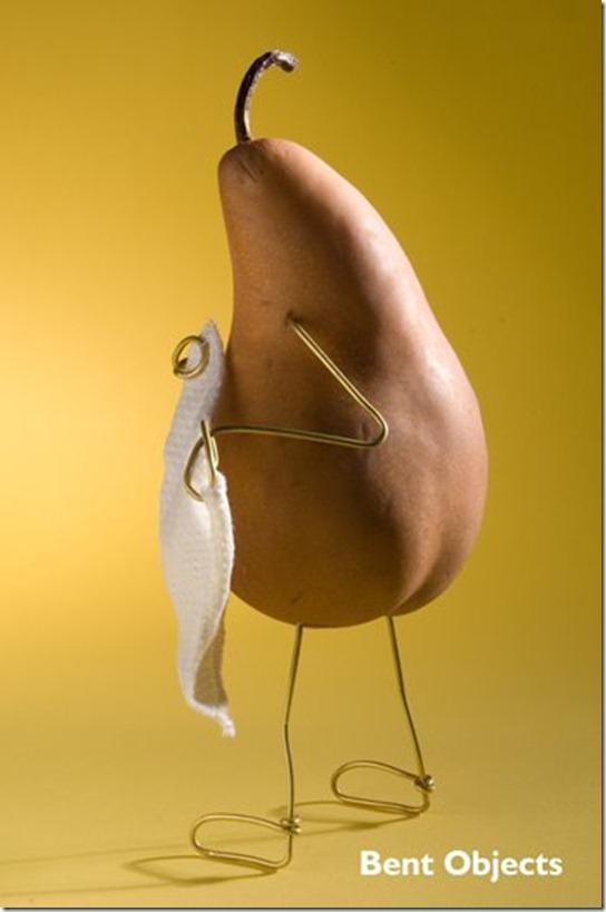 Modest pear