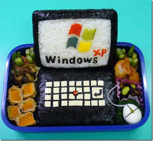Windows XP Notebook