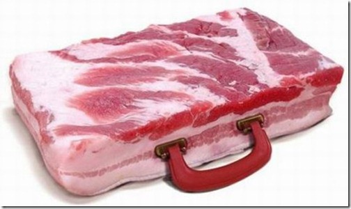 Bacon Briefcase