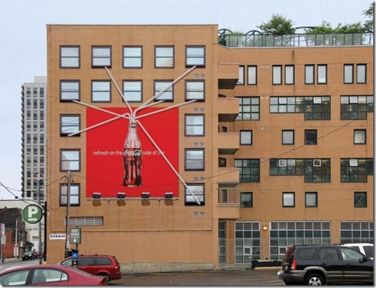 Coca-Cola: Straw, Windows