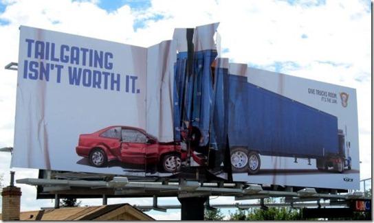 Billboard Collision